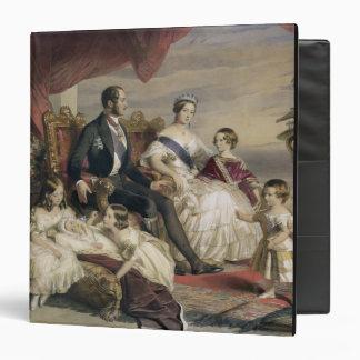 Queen Victoria (1819-1901) and Prince Albert (1819 Binder