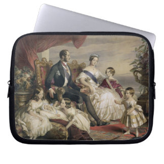 Queen Victoria (1819-1901) and Prince Albert (1819 Computer Sleeve