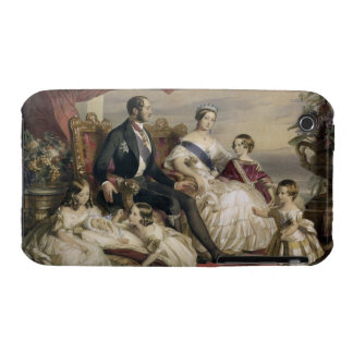 Queen Victoria (1819-1901) and Prince Albert (1819 iPhone 3 Cover