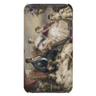 Queen Victoria (1819-1901) and Prince Albert (1819 iPod Case-Mate Case