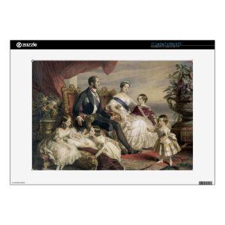 Queen Victoria (1819-1901) and Prince Albert (1819 Laptop Skins