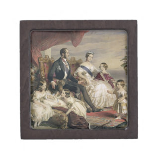 Queen Victoria (1819-1901) and Prince Albert (1819 Premium Gift Boxes