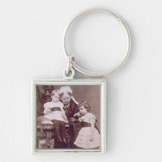 Queen Victoria (1819-1901) with her grandchildren, Keychain