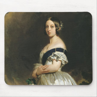 Queen Victoria  1842 Mouse Pad