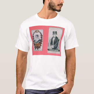 Queen Victoria and Prince Albert bookmarks T-Shirt
