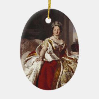Queen Victoria: Coronation Ceramic Ornament