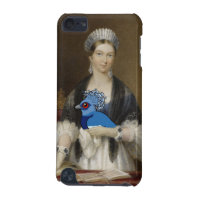 Queen Victoria Crowned Pigeon Case-Mate Barely There 5th Generation iPod Touch Case