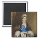 Queen Victoria Crowned Pigeon Magnets