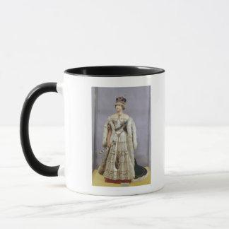 Queen Victoria  doll Mug
