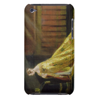 Queen Victoria in Her Coronation Robe, 1838 (oil o Case-Mate iPod Touch Case
