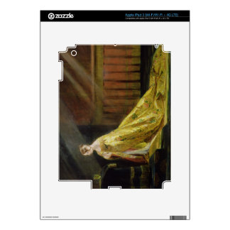 Queen Victoria in Her Coronation Robe, 1838 (oil o Skins For iPad 3