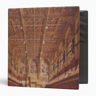Queen Victoria in the House of Lords Binders