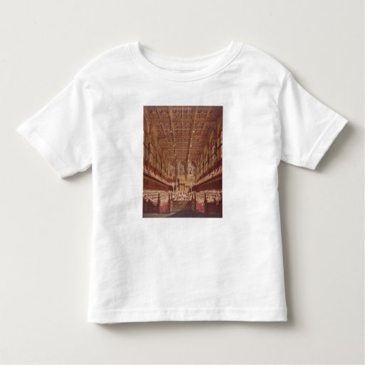 Queen Victoria in the House of Lords Tee Shirts