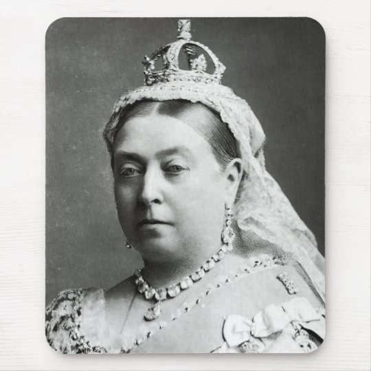 Queen Victoria Mouse Pad