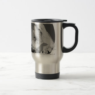 Queen Victoria 15 Oz Stainless Steel Travel Mug