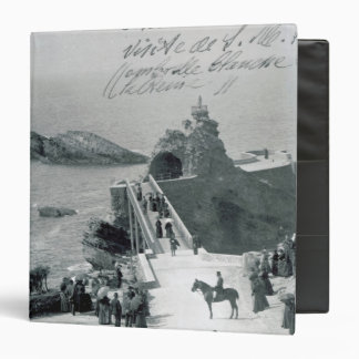 Queen Victoria on the French Coast Binder
