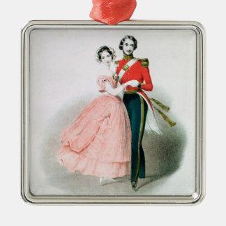 Queen Victoria Christmas Ornaments