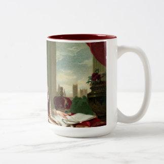 Queen Victoria Portrait Coffee Mug