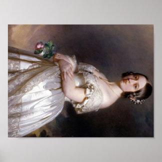 Queen Victoria Poster