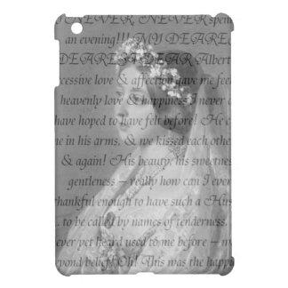 Queen Victoria Quote iPad Mini Cases