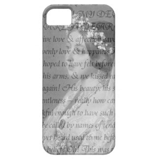 Queen Victoria Quote iPhone SE/5/5s Case