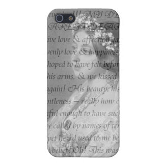Queen Victoria Quote iPhone SE/5/5s Cover