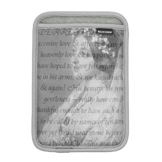 Queen Victoria Quote Sleeve For iPad Mini