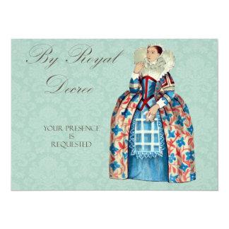 Queen Victoria Royal Invites