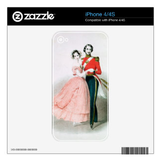 Queen Victoria Skins For iPhone 4S