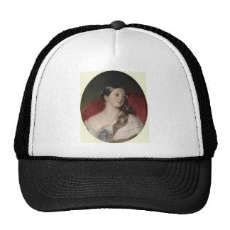 Queen Victoria Trucker Hat