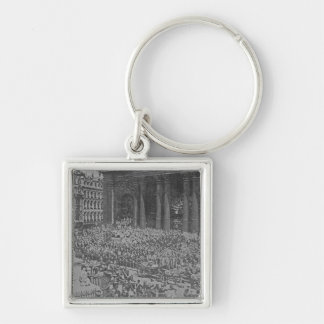Queen Victoria's Diamond Jubilee, 1897 Keychain