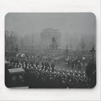 Queen Victoria's funeral cortege Mouse Pad