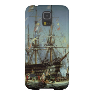 Queen Victoria's Visit to Cherbourg, 1858 Case For Galaxy S5