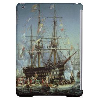 Queen Victoria's Visit to Cherbourg, 1858 iPad Air Case