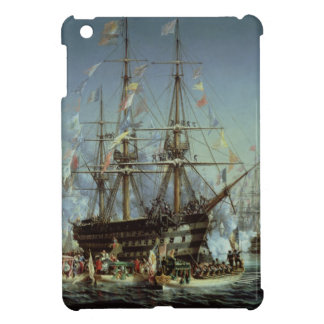 Queen Victoria's Visit to Cherbourg, 1858 iPad Mini Covers