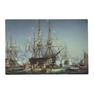 Queen Victoria's Visit to Cherbourg, 1858 Placemat