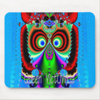 Queen VictOWLia Mouse Pad