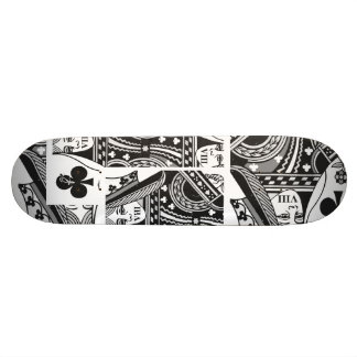 Queen VIII Skate Skateboard Deck