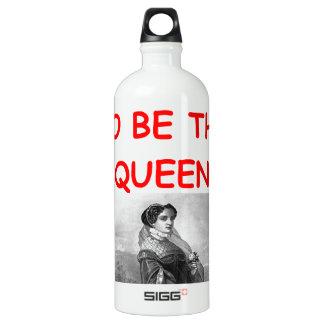 queen water bottle