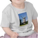 Queen Wilhelmina Windmill California Products Shirts