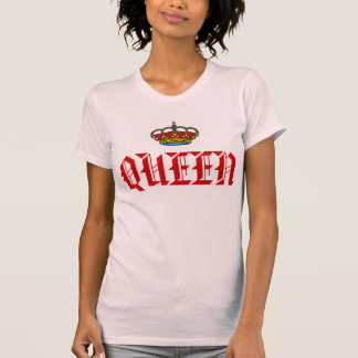 Queen with crown T-Shirt