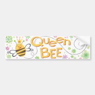 QueenBee BumperSticker Car Bumper Sticker