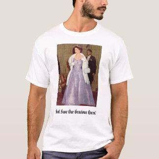queenelizabeth66, God Save Our Gracious Queen! T-Shirt