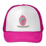 Queenie4ever Cameo Silhouette  Logo Hat