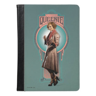 Queenie Goldstein Art Deco Panel iPad Air Case