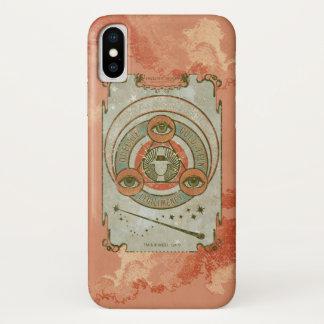 Queenie Goldstein Legilimency Graphic iPhone X Case
