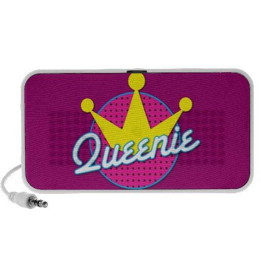 Queenie Rockabilly Speakers