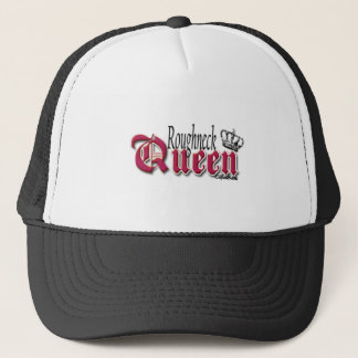 queenroughneck trucker hat
