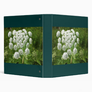 Queen's Annes Lace 3 Ring Binder