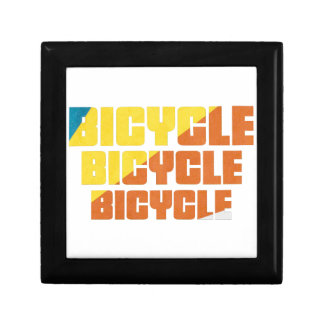 Queen's Bicycle Race Jewelry Box
